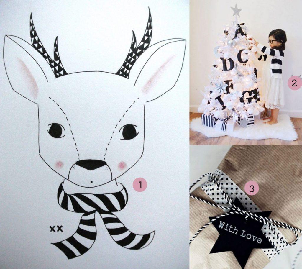 nr. 1:illustratie handmade door mij: 12,50 euro: haskesommers@gmail.com | nr. 2: Gevonden op littleinspiration.com | nr. 3: Gevonden op nordicdesign.ca