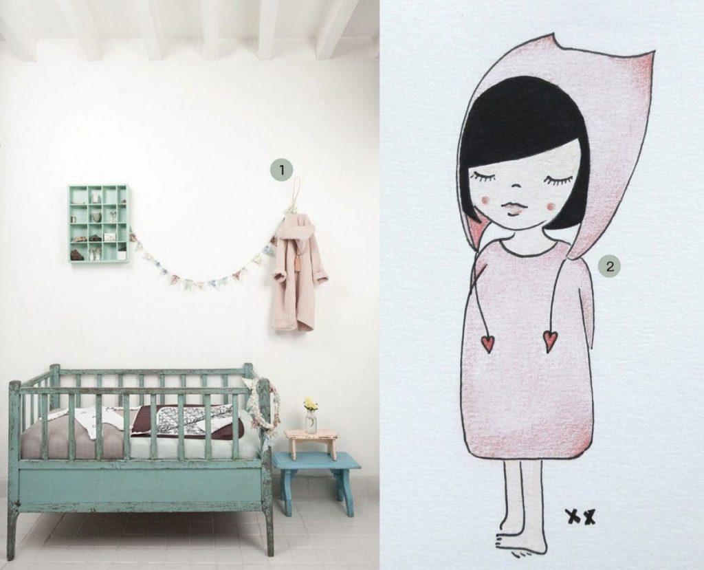 nr. 1: Gevonden op latoupie.fr | nr. 2: meisje handmade by mij: A4 22 euro: interesse: haskesommers@gmail.com