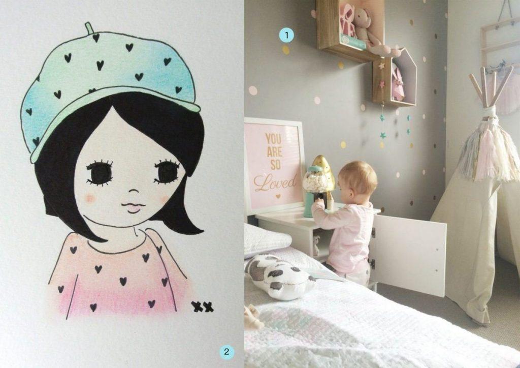 nr. 1: meisje handmade door mij, A5: 14 euro | interesse? haskesommers@gmail.com | nr. 2: ADAIRS KIDS
