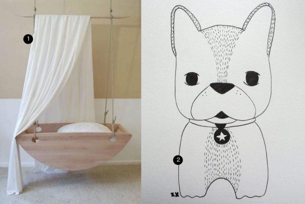 nr. 1: Gevonden op wollnitz | nr. 2: hondje handmade door mij: A4: 22 euro | interesse? haskesommers@gmail.com