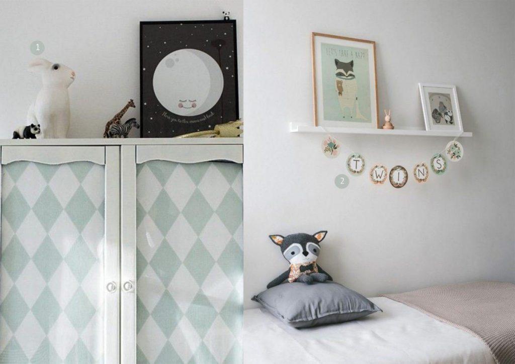 nr. 1: Gevonden op pinsta.me ferm living behang | nr. 2: Gevonden op room-to-bloom
