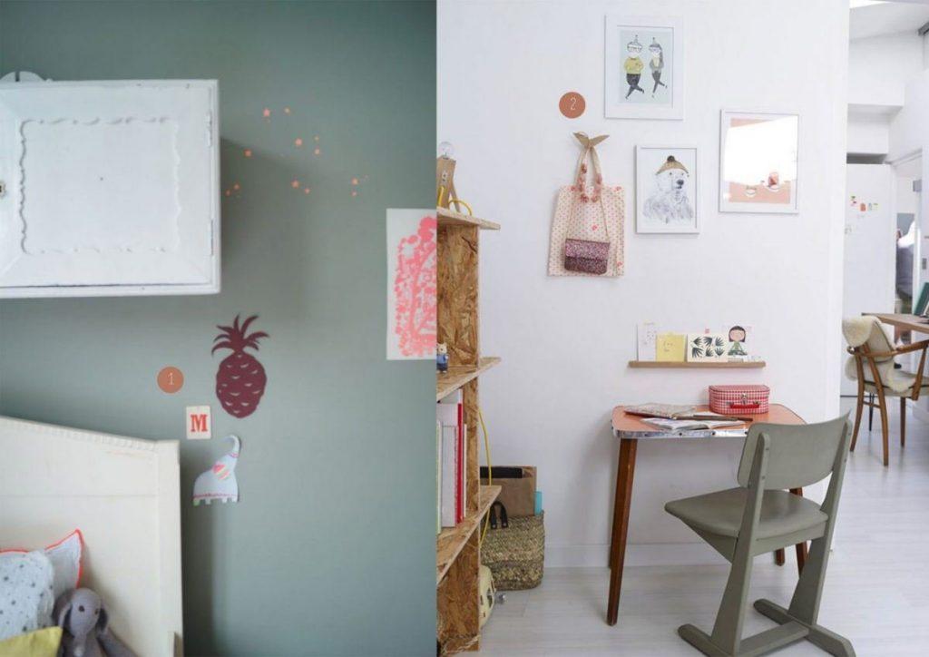nr. 1: saarmanche.blogspot | nr. 2: Gevonden op decoracion.facilisimo