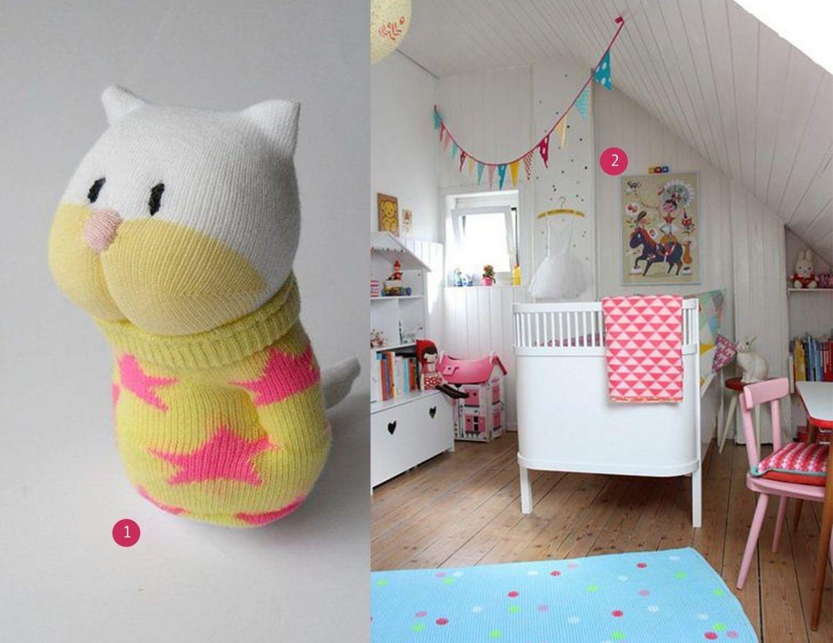 Roze kinderkamer accessoires kinderkamervintage - Roze kinderkamer ...