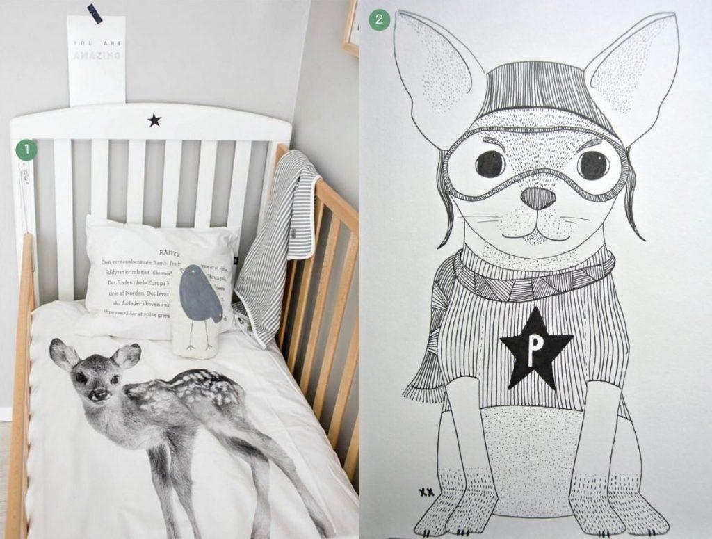 nr. 1: Gevonden op babbel | nr. 2: handmade illustraties, A4 28 euro | interesse? haskesommers@gmail.com