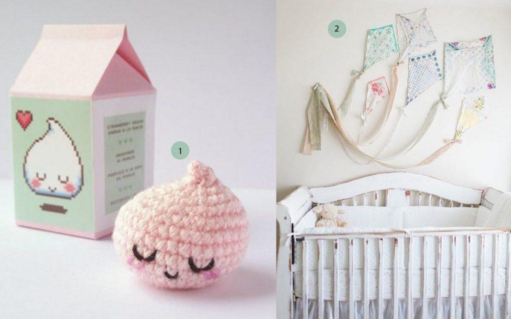 nr. 1: PetitsPixels etsy | nr. 2: Vintage nursery ideas - Poiema Photography - 100 Layer Cakelet