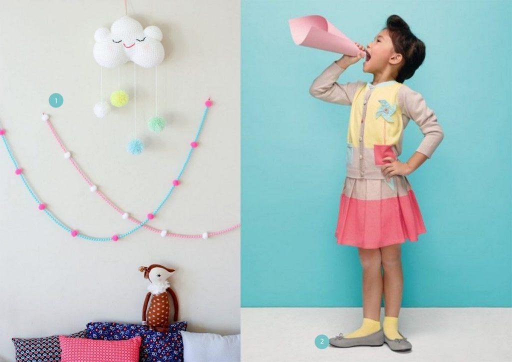nr. 1: Gevonden op blog.sundayincolor | nr. 2: Gevonden op milkmagazine