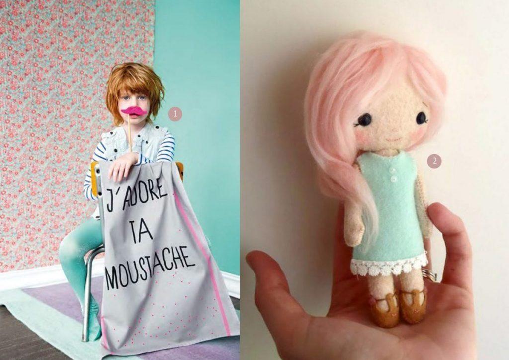 nr. 1: Gevonden op nietylkodzieciaki | nr. 2: Gevonden op gingermelondolls.blogspot