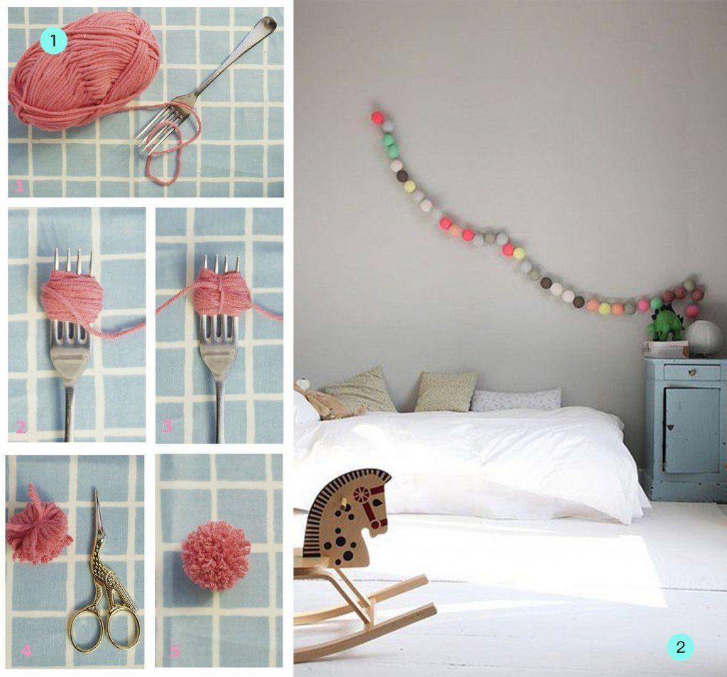 nr. 1: Gevonden op buzzfeed | nr. 2: bedroom door the style files op Flickr