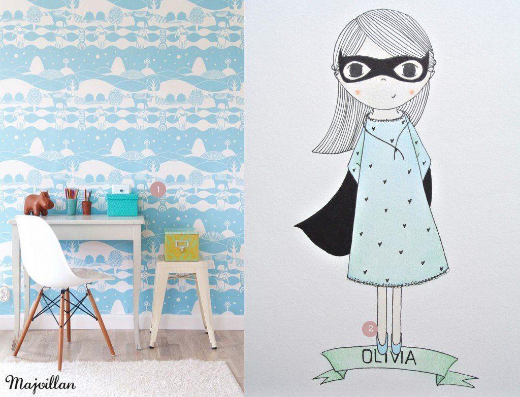 nr. 1: Gevonden op mokkasin.blogspot | nr. 2: illustratie meisje door mij, interesse? haskesommers@gmail.com | meerdere maten mogelijk | A4: 25 euro