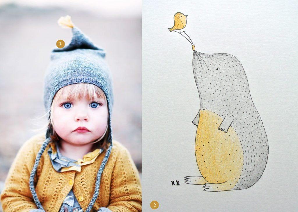 nr. 1: Gevonden op babynameslog | nr. 2: molletje handmade by mij | interesse? A4: 24 euro. Andere maten ook mogelijk: haskesommers@gmail.com