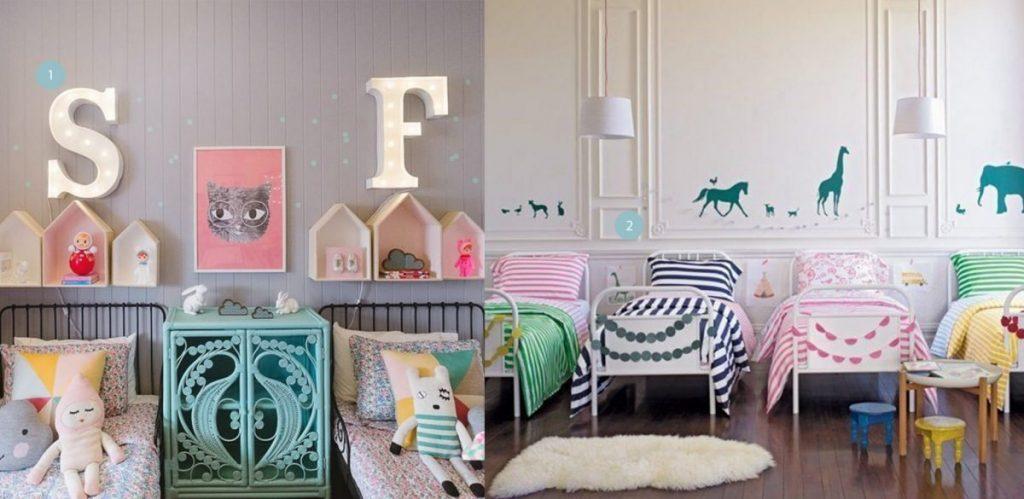 nr. 1: Gevonden op petitevintageinteriors | nr. 2: Sneak Peek- Hanna Andersson Launches Hanna Home