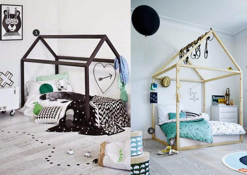 nr. 1: Gevonden op mommo-design.blogspot | nr. 2: Gevonden op donebydeer - happy home collectie