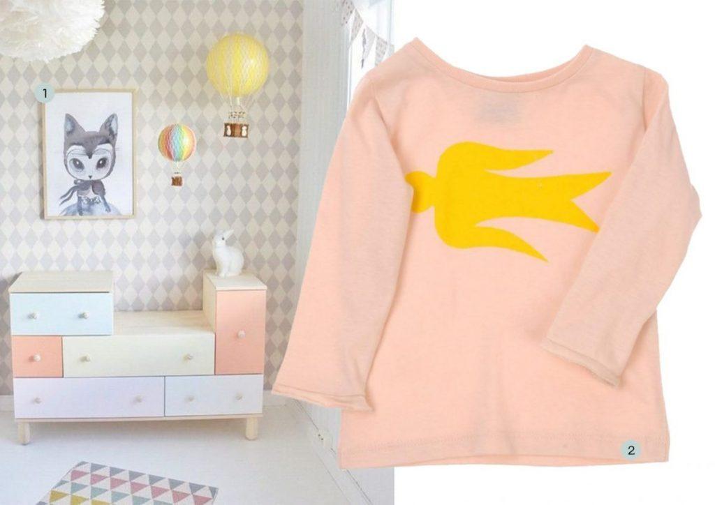 nr. 1: mommo design- IKEA HACKS FOR KIDS | nr. 2: Gevonden op shopstyle