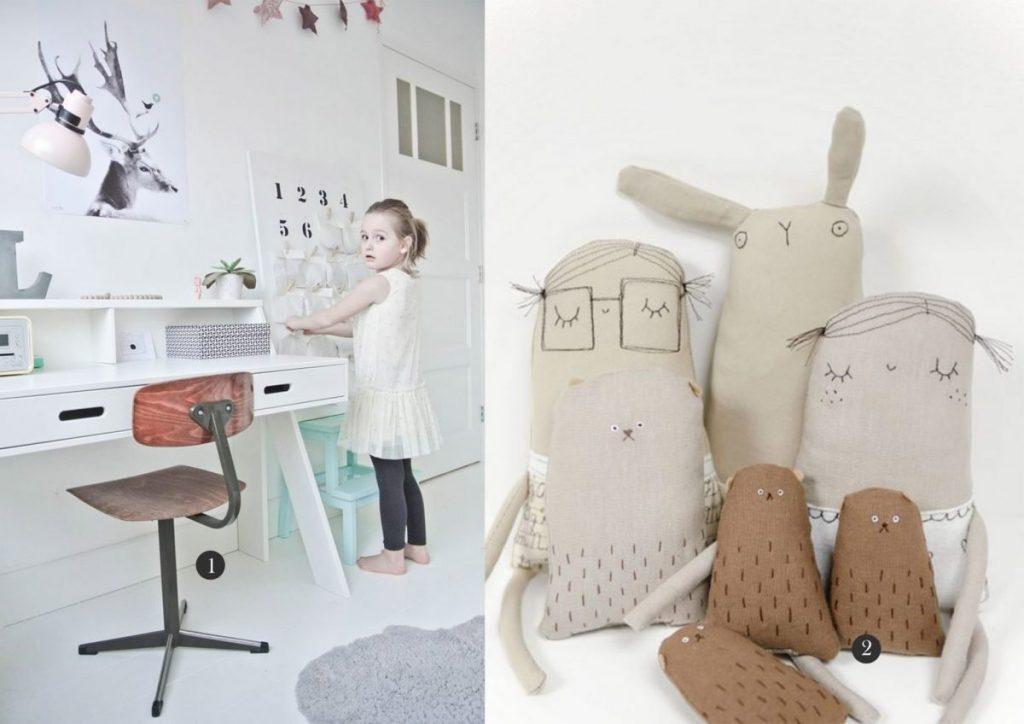 nr. 1: Kids room decor | Ivy Cabin | op ivy cabin | nr. 2: Gevonden op decopeques