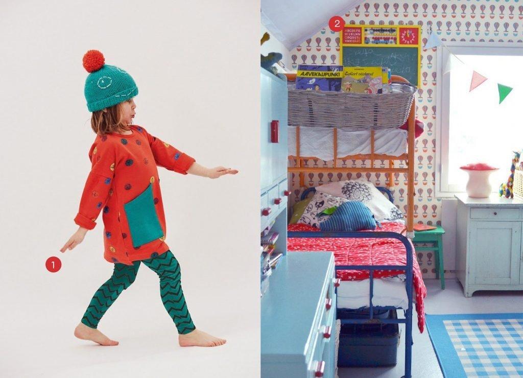 nr. 1: Gevonden op kid-fashionblog | nr. 2: Gevonden op anrinko.blogspot