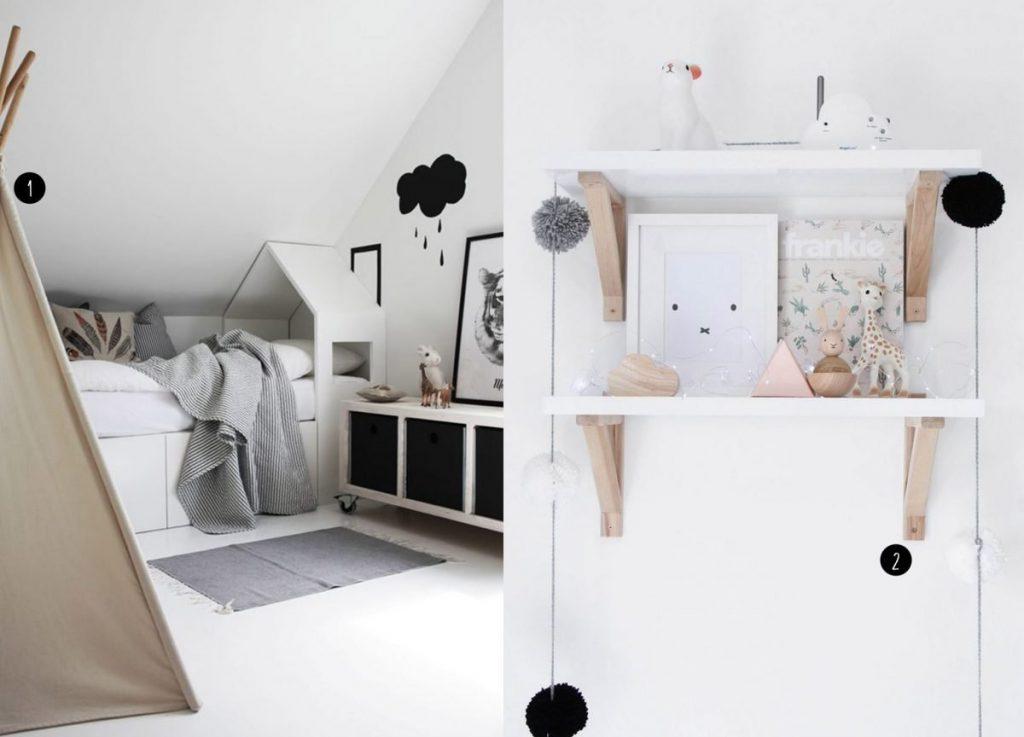 nr. 1: Gevonden op elisabethheier | nr. 2: Room Tour @BlondeandBone- ministyleblog