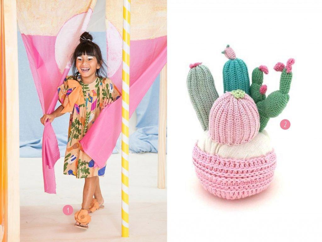 nr. 1: Gevonden op mamaesabetudo.blogspot | nr. 2: Polpettine cacti