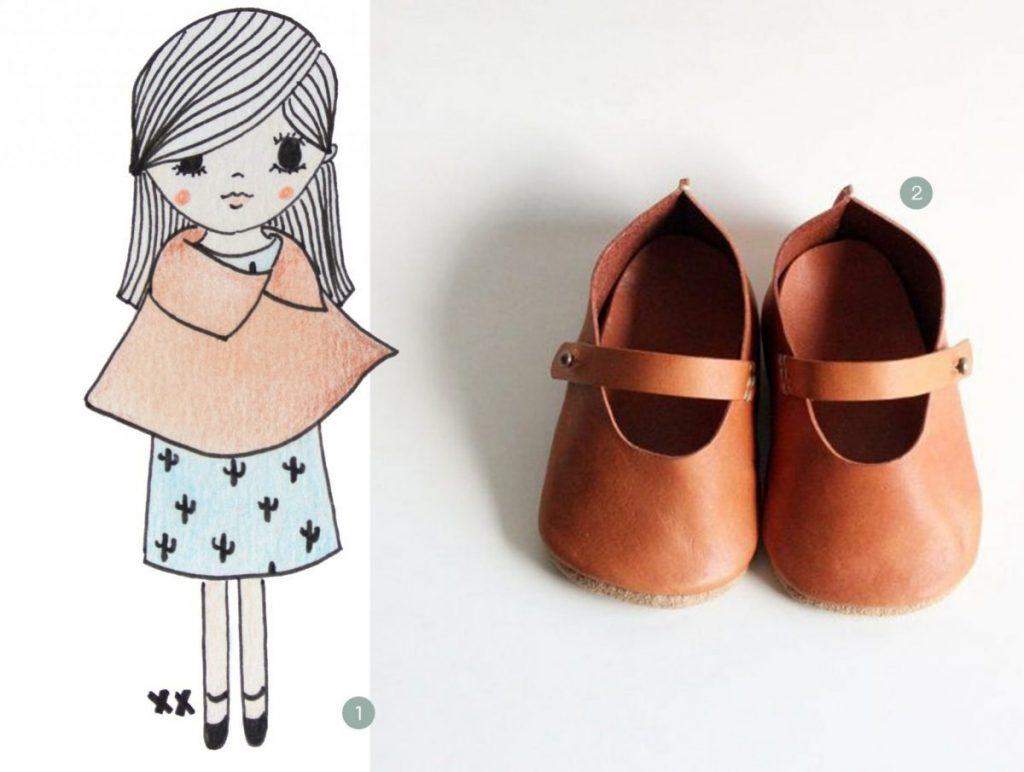 nr. 1: meisje handmade door mij: A4: 28 euro | interesse? meerdere maten mogelijk: haskesommers@gmail.com | nr. 2: leegHandmade Leather Baby Shoes B by cowrice on Etsy