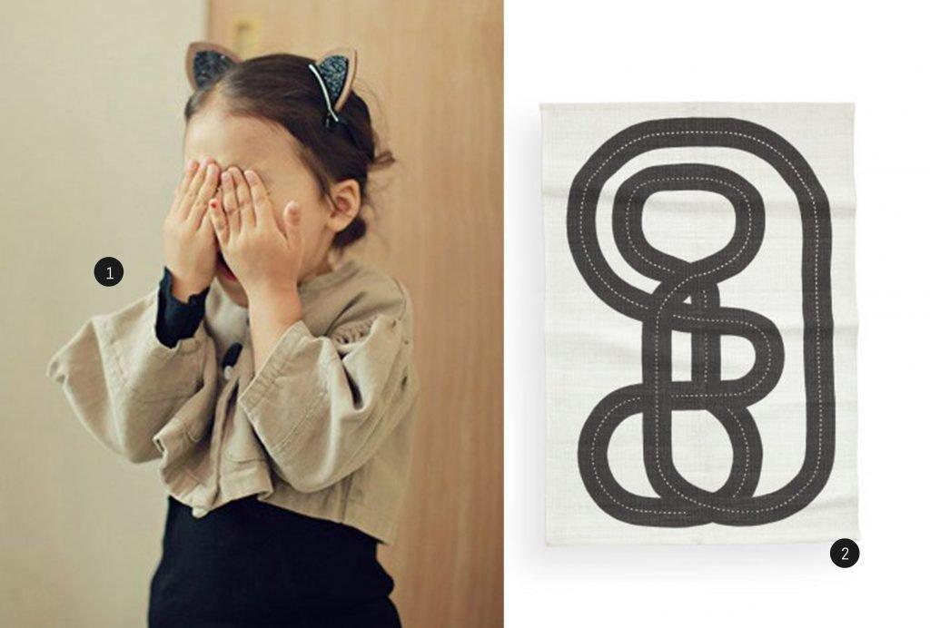 nr. 1: Gevonden op smallforbig | nr. 2: H&M kleed