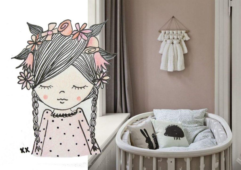 handmade meisje door mij| interesse? Klik voor meer voorbeelden en informatie hier | nr. 2: Ferm Living AW 15