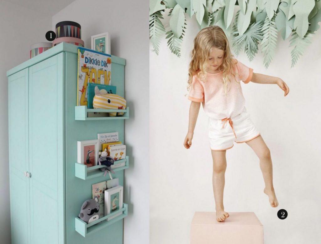 nr. 1: Ikea kruidenrekjes | nr. 2: Gevonden op pauletpaula