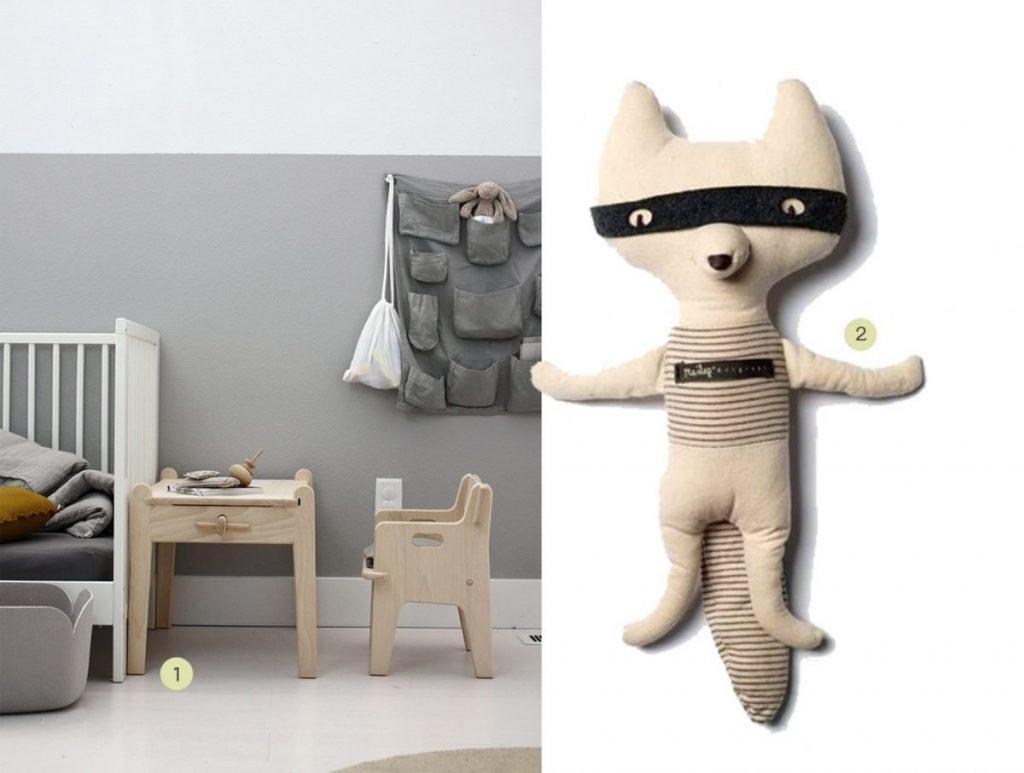 nr. 1: http-//www.carlhansen.com: Children's_furniture - amerrymishapblog | nr. 2: maileg knuffels- knuffelsalacarte