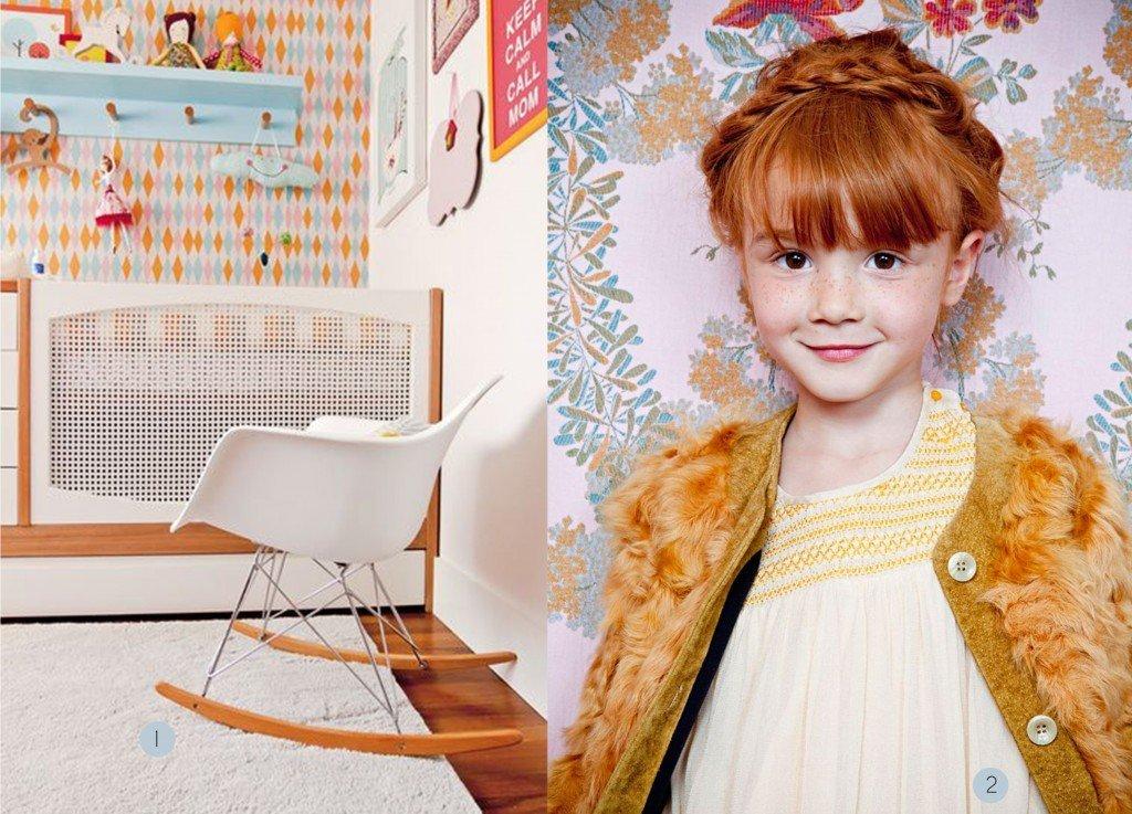 nr. 1: mariana lima fotografia - Ameise Design | nr. 2: Antik Batik - Soleil d'Hiver / Collection Automne-Hiver 2013- milk magazine