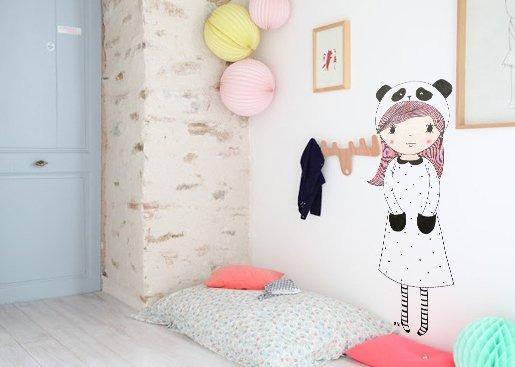 nr. 1: gebruikte foto van wooninspiratie : mijn printable kan ook op jouw kinderkamer muur!