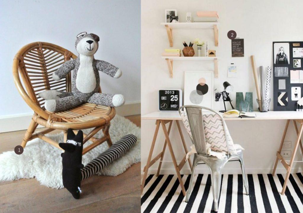 nr. 1: rietenstoeltje: te koop: interesse? Klik hier! | nr. 2: Gevonden op cushandnooks.blogspot