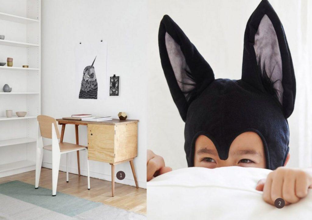 nr. 1: Gevonden op handmadecharlotte | nr. 2: LATTJO batman -ikea