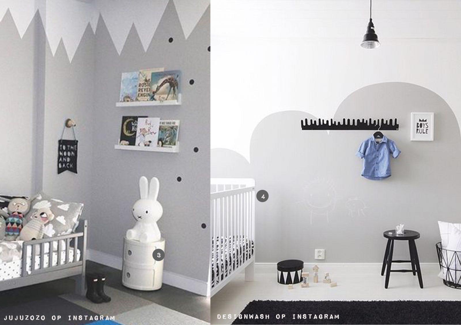 Babykamer Muur Ideeen.Bijzondere Kinderkamer Ideeen Kinderkamervintage