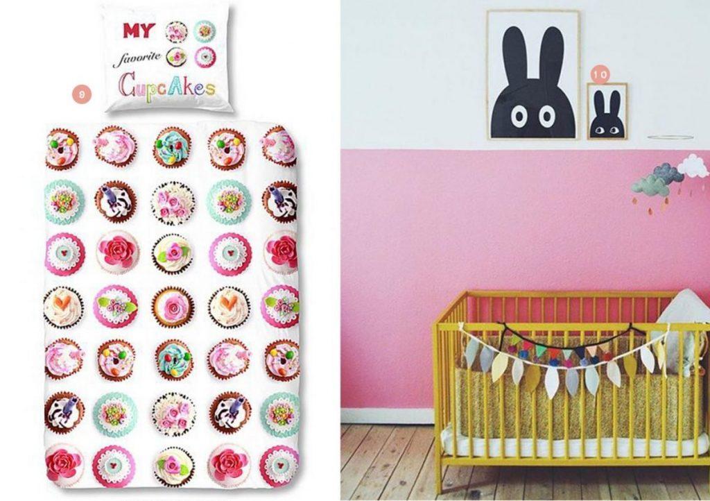 nr. 9: dekbedovertrek cupcakes: hier te koop! | nr. 10: gevonden op instragram