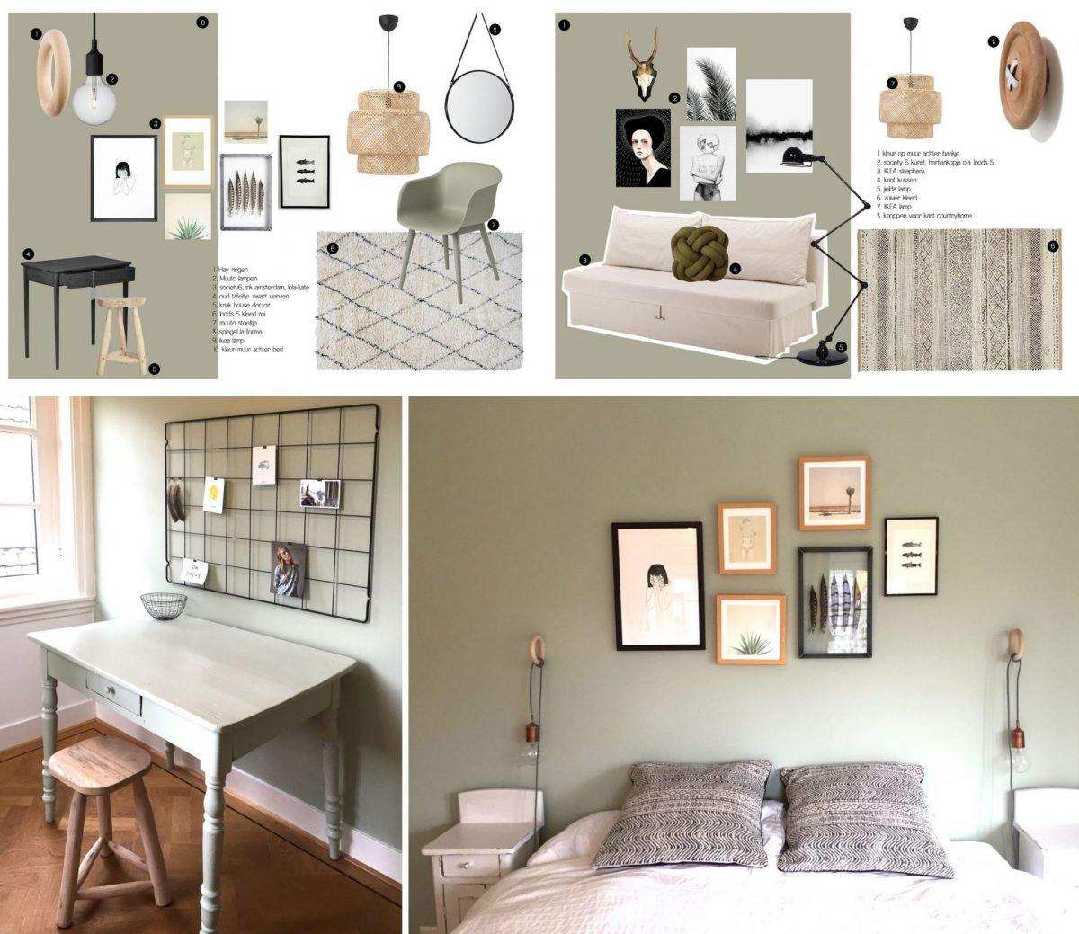 interieur advies slaapkamer kinderkamervintage