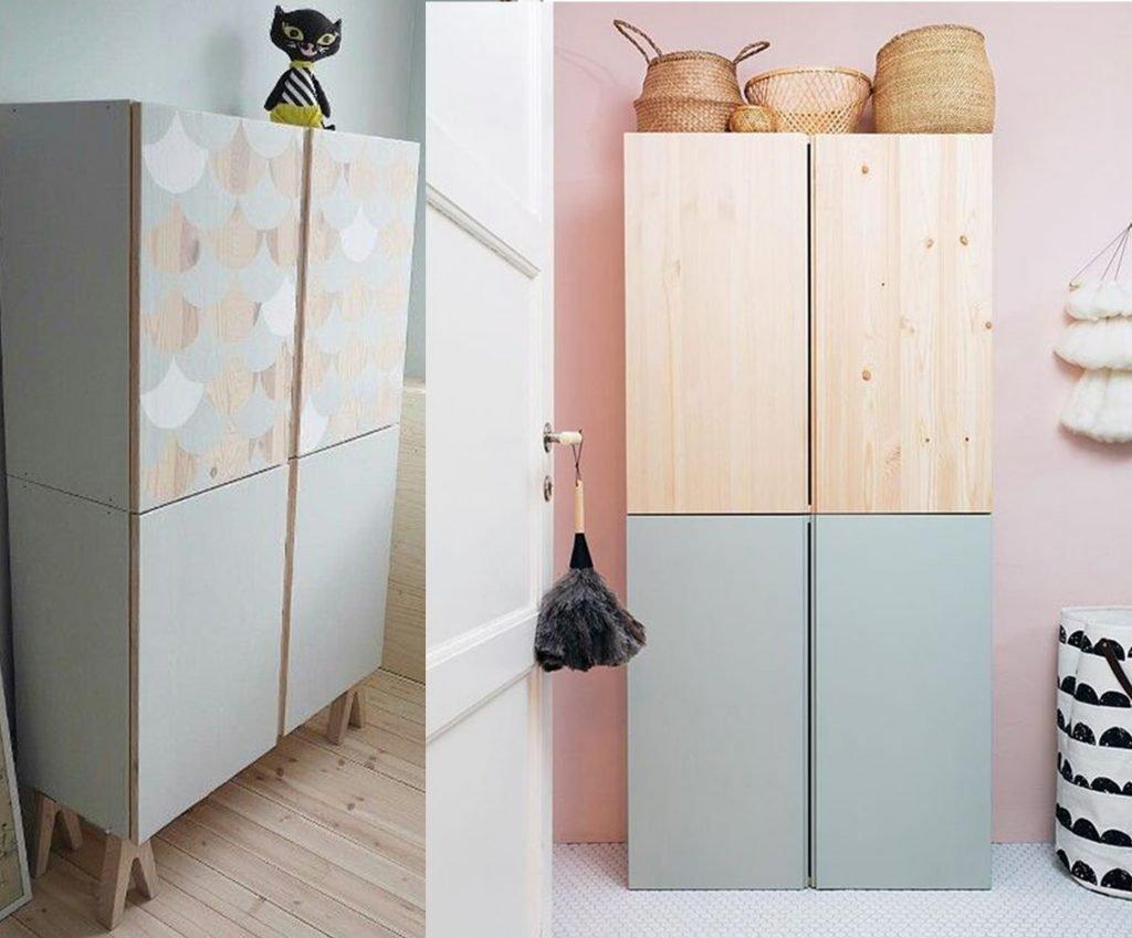 Ikea Kasten Pimpen Kinderkamervintage