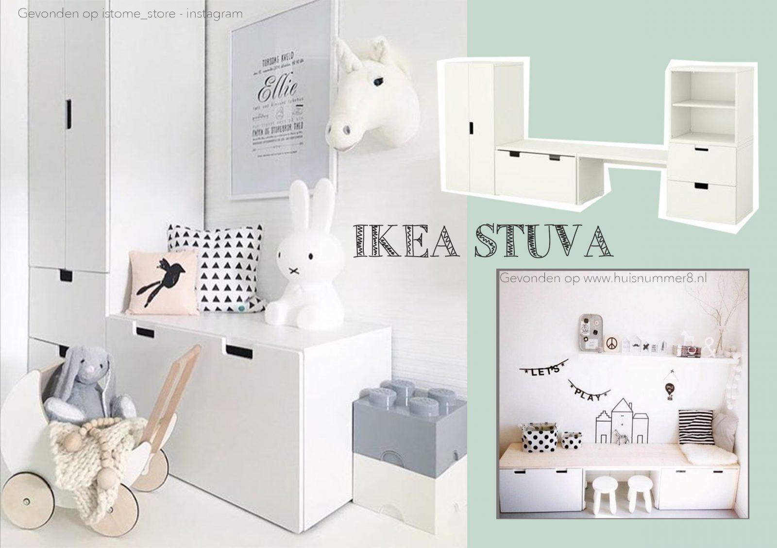Ikea stuva kast kinderkamer kinderkamervintage for Ikea cassapanca stuva