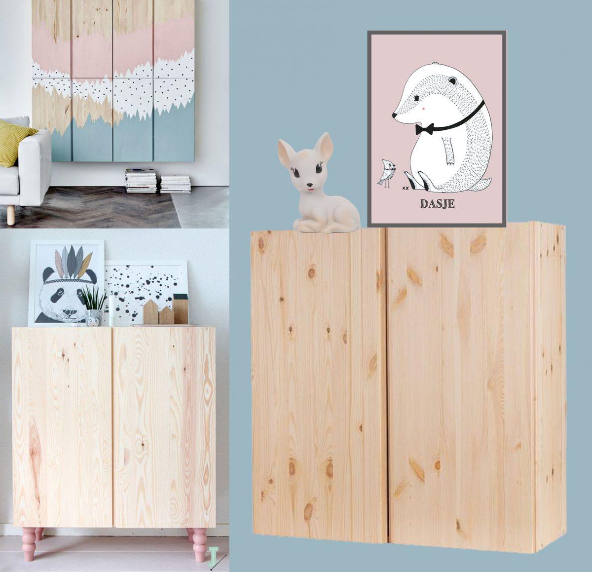 Ikea Ivar Kast Op De Kinderkamer Kinderkamervintage