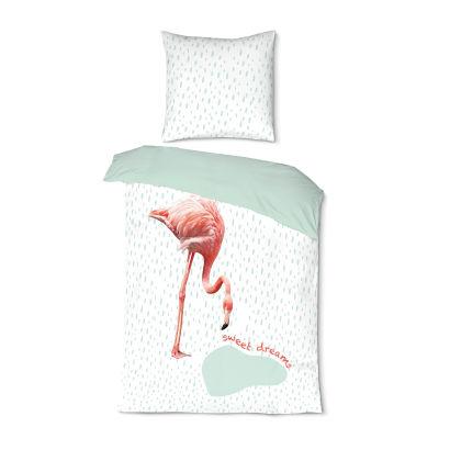 Flamingo dekbedovertrek