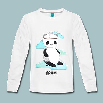 pandabeer t-shirt