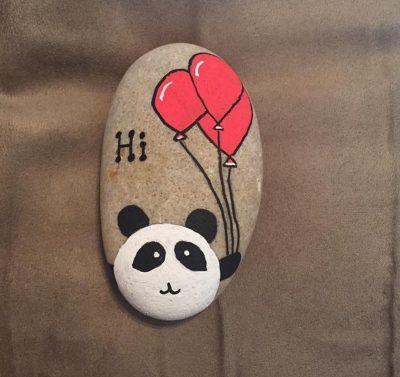 Super knutselen met kids: stenen schilderen | Kinderkamervintage PG-89